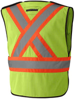 Pioneer High Visibility Tear-Away Vest  Style 6927