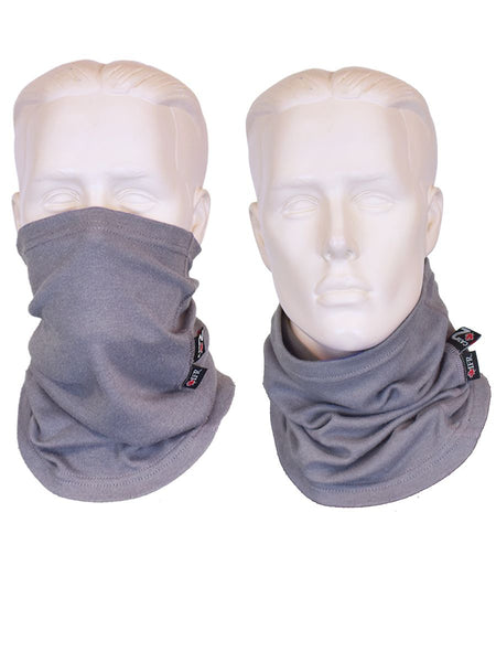Style 181 - Face & Neck Gaiter - Grey