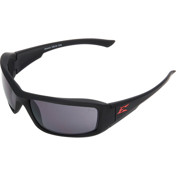 Edge Eyewear Brazeau Designer Polarized Safety Glasses (2 Pairs)