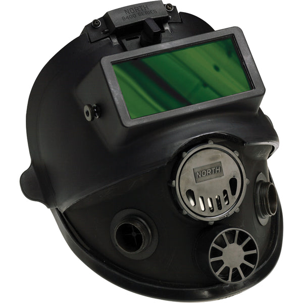 North® 7600 Series Full Face Respirator with Welding Attachment