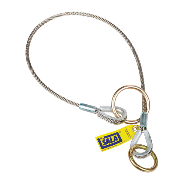 DBI Sala Fall Protection Cable Tie-Off Adaptor