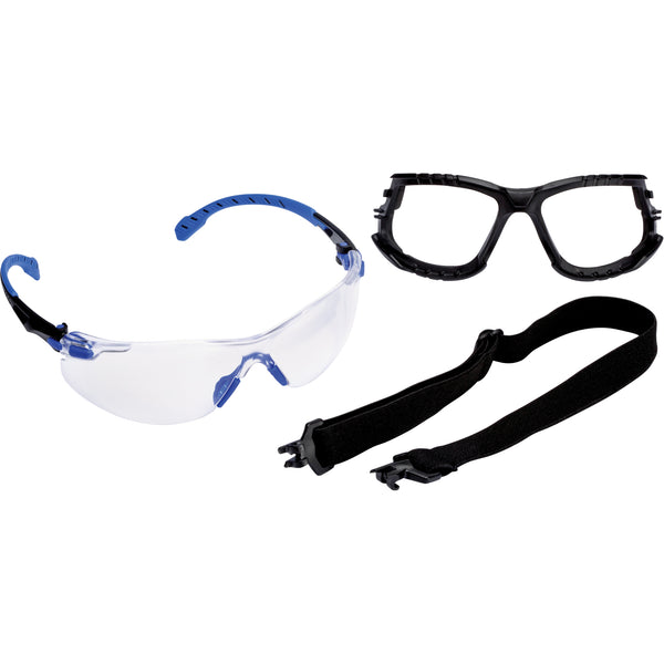 3M  Solus Safety Glasses with Scotchgard™ Lens Kit (6 Pairs)