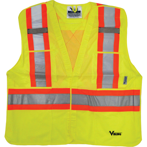 Viking High Viz Traffic Vest