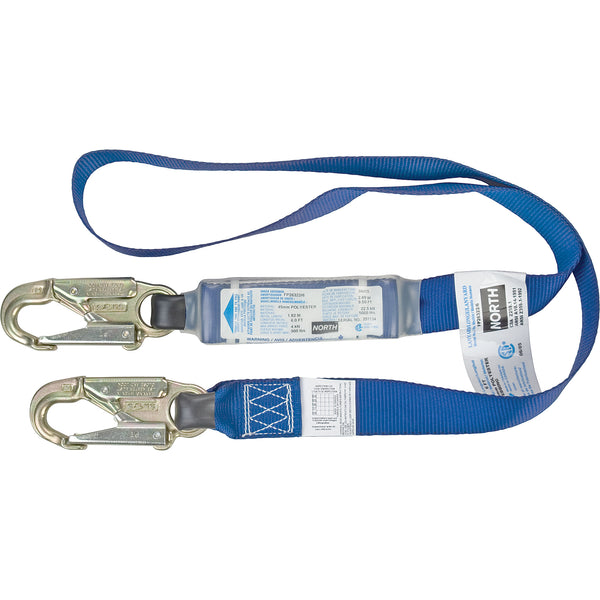 North® Soft Pak Energy-Absorbing Lanyard