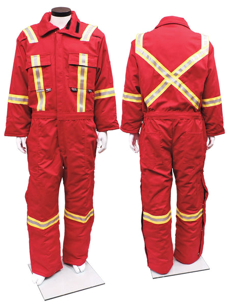 IFR UltraSoft® 9 oz Insulated Coveralls  Style 201