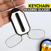 Portable Reading Glasses Key chain