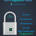 Fingerprint Smart Lock