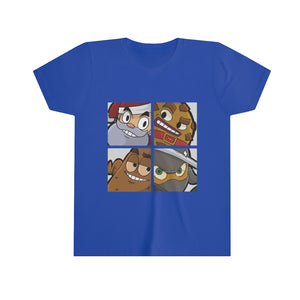 Youth/Kids Character Tee