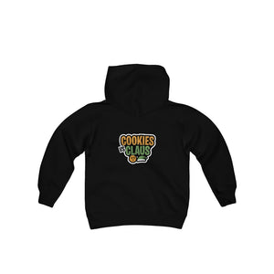 Youth/Kids Character Hooded Sweatshirt