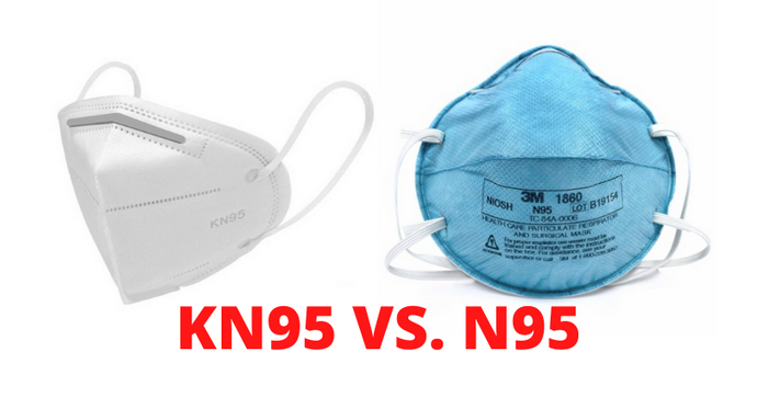KN95 vs N95 respirator: The ULTIMATE GUIDE about mask certification, ratings and standards