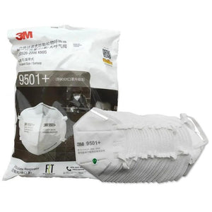3M 9501+ KN95 Earloops (50 pieces at $2.19/Respirator): FDA Authorized - KN95 Respirator Masks For Sale
