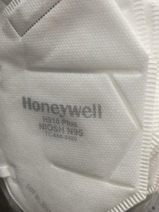 Honeywell NIOSH N95 H910PLUS with HEADWRAP - CDC Approved (50 pieces at $4.49/Respirator) - KN95 Respirator Masks For Sale