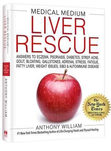 Medical Medium Liver Rescue (Engleza - Hardcover)