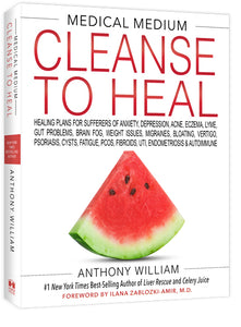 Medical Medium Cleanse to Heal (Engleza - Hardcover)