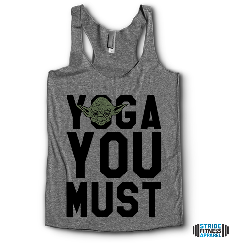 Yoga You Must | Racerback