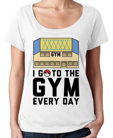 I Go To The Gym Everyday (Pinterest)
