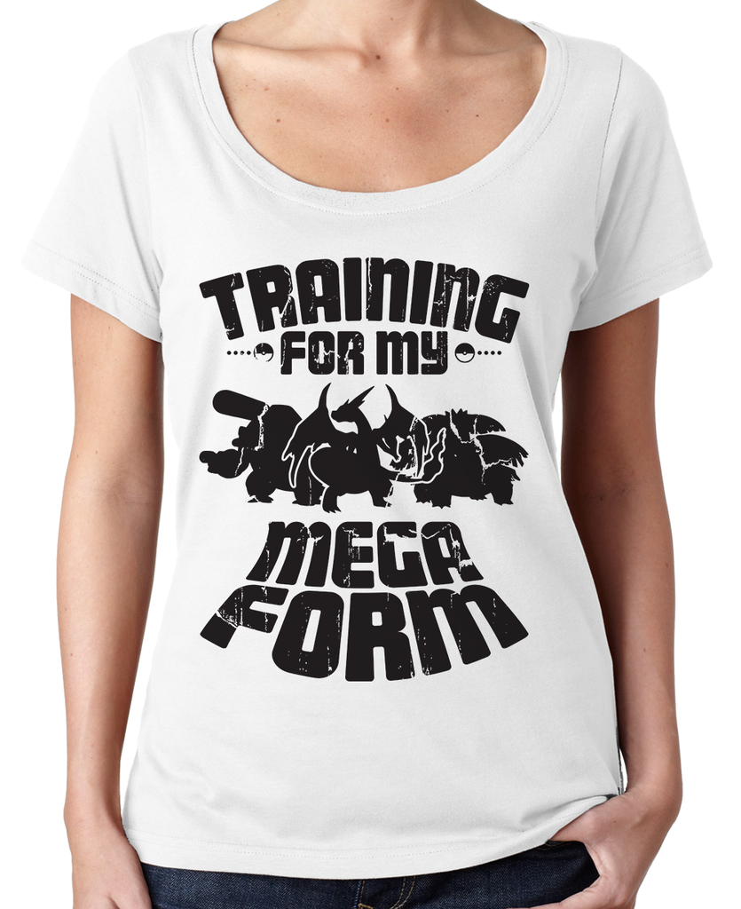 Training For My Mega Form (Black)
