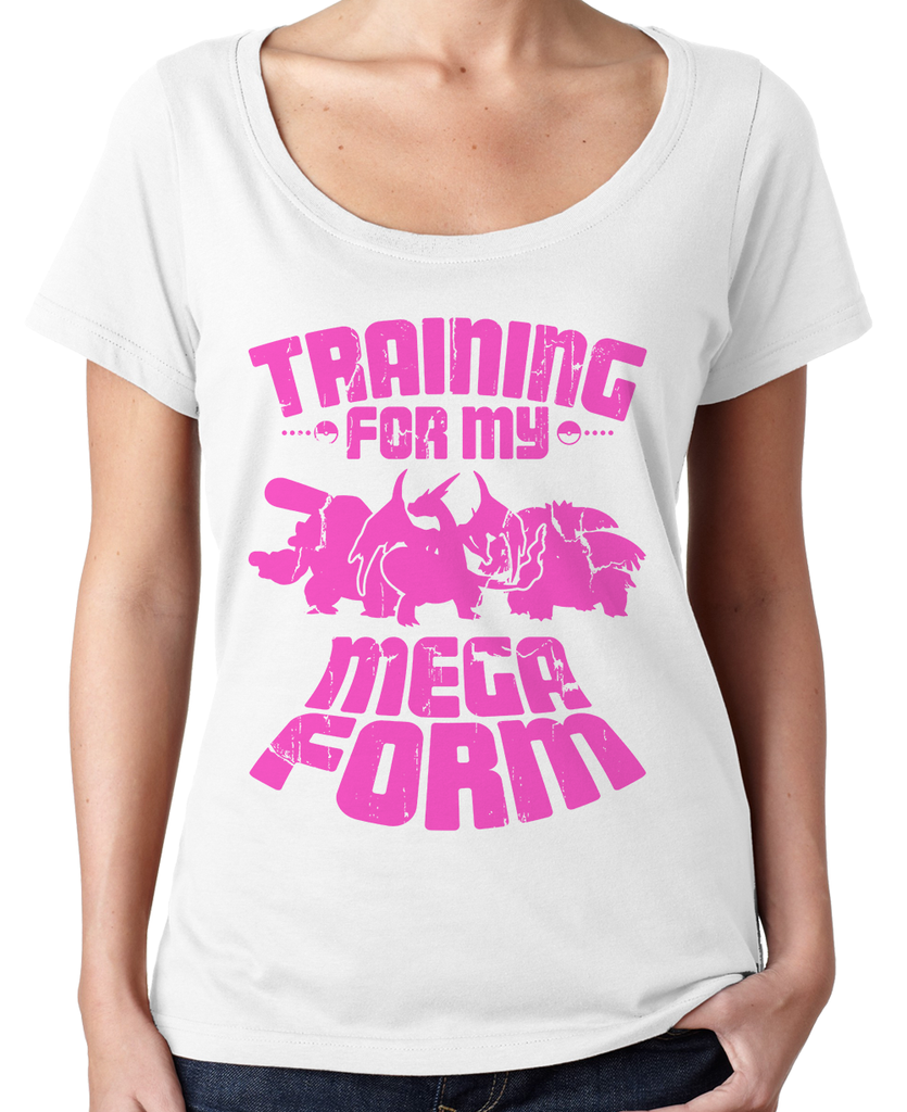 Training For My Mega Form (Pink)