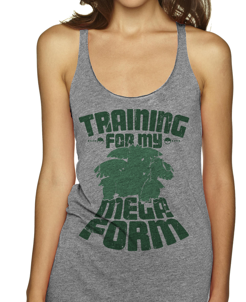Training For My Mega Form, Venasaur