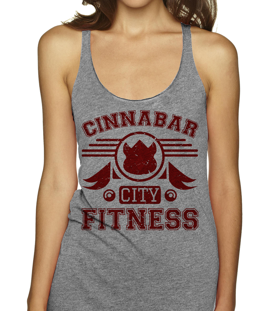Cinnabar City Fitness (Pinterest)