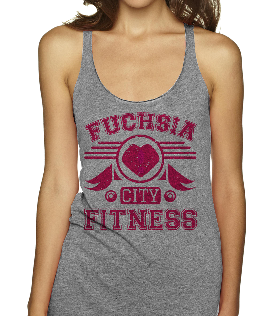 Fuchsia Fitness (Pinterest)
