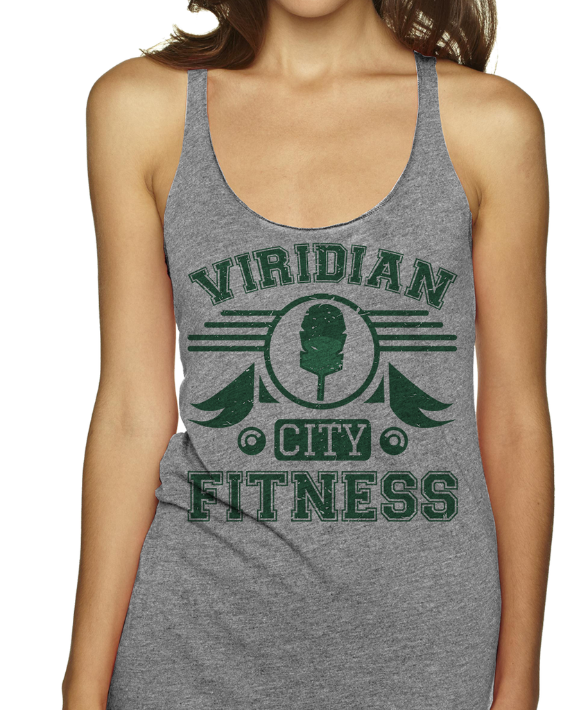 Viridian City Fitness (Pinterest)