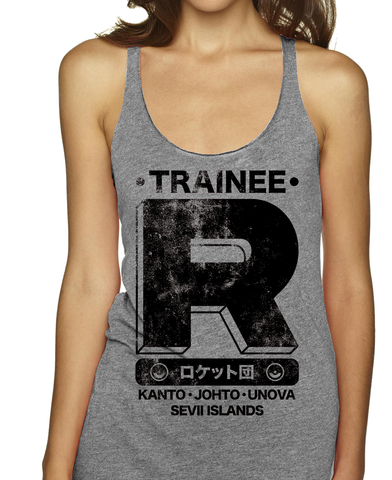 Team Rocket Trainee (Black) (Pinterest)