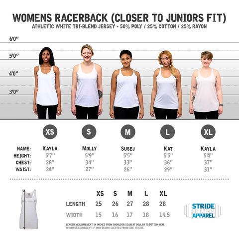 Winchester Fitness | Racerback