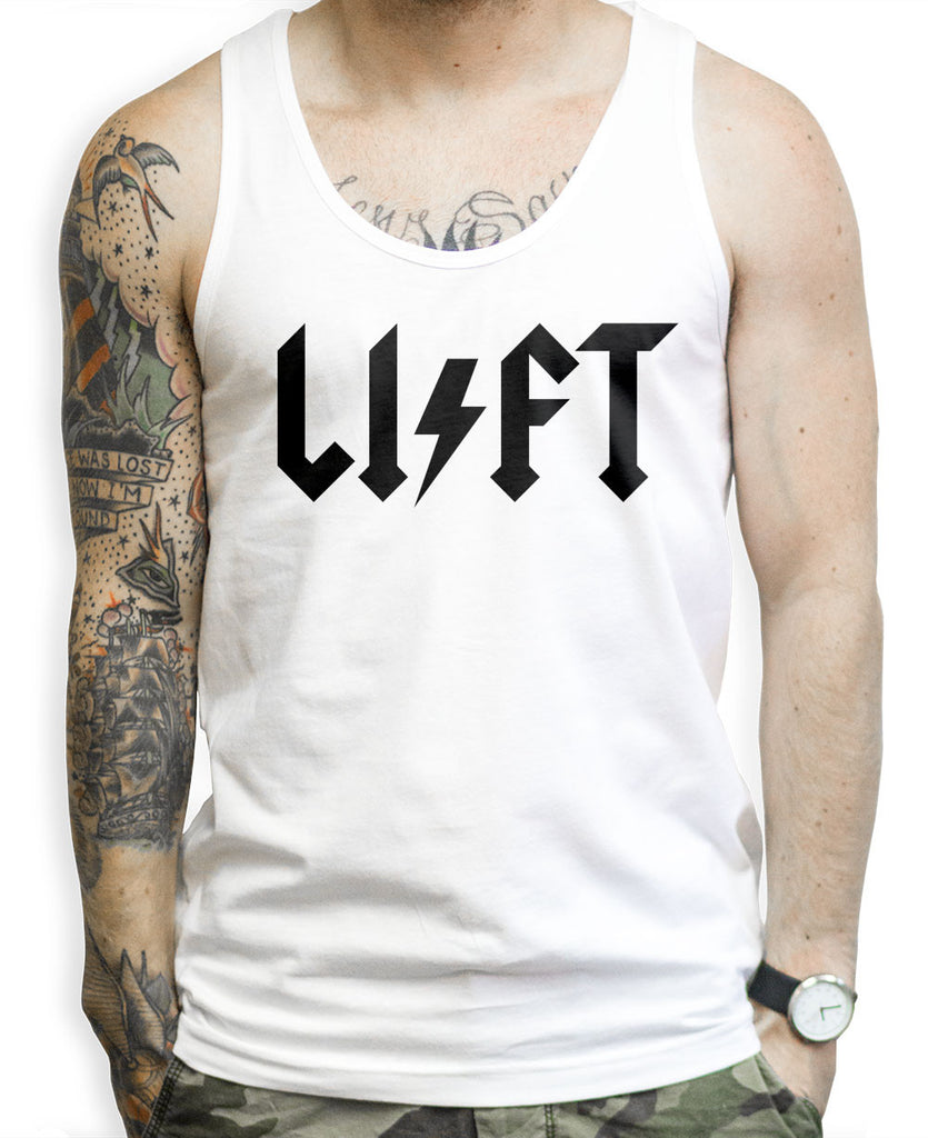 ACDC Lift Tank Top