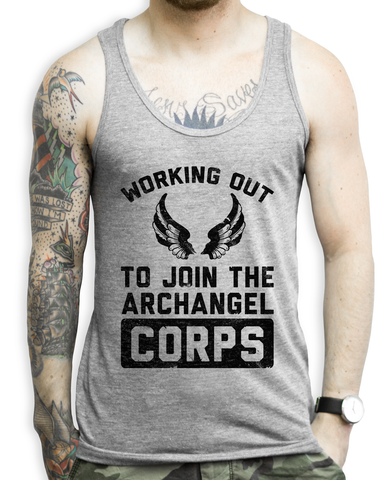 Geeky Dominion Workout Shirt