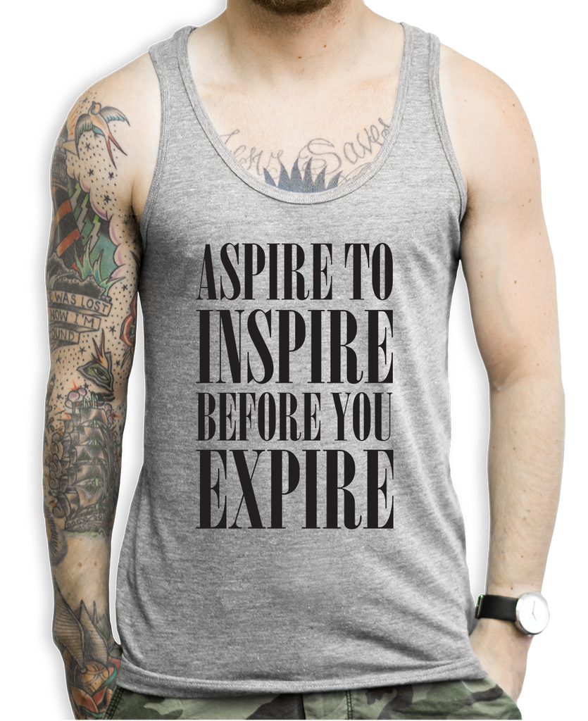 Aspire To Inspire Tank Top