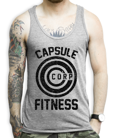 Dragon Ball Workout Tank Top