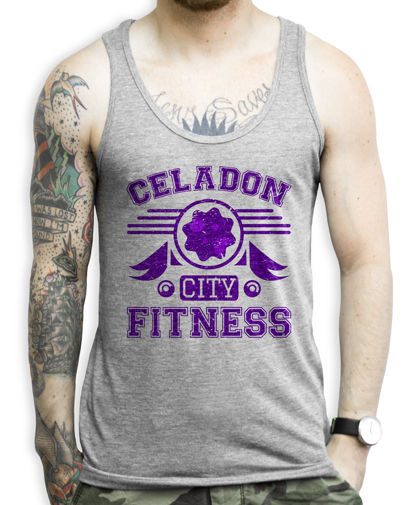 Nerdy Pokemon Gym Shirt