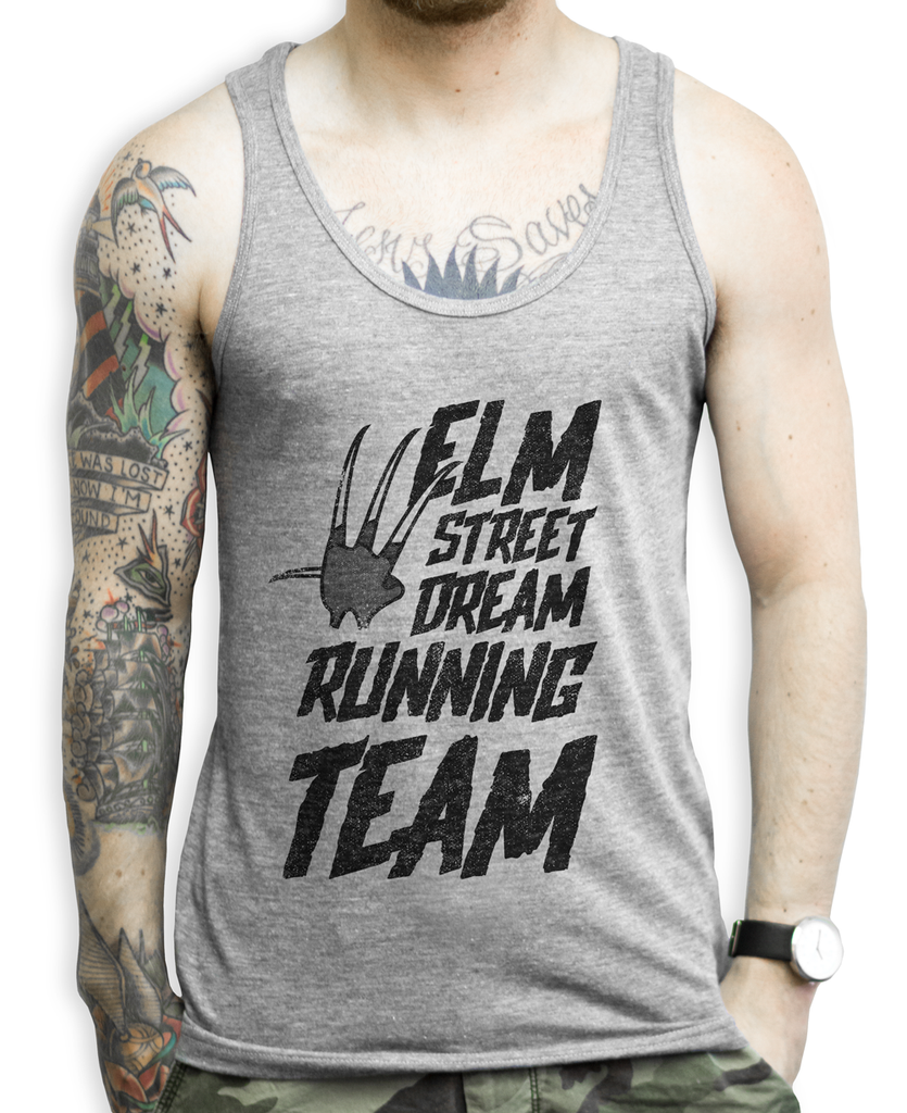 Halloween Workout Tank Top