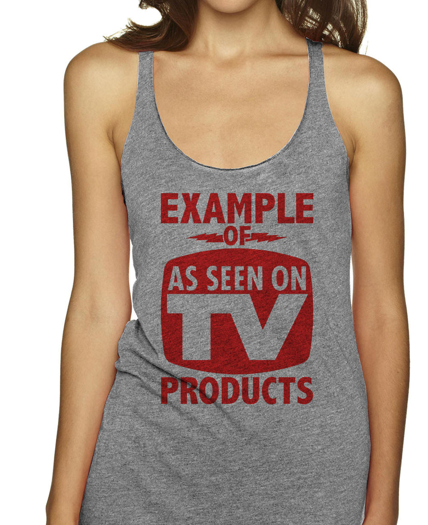 Example Of As Seen On TV Product Racerbacks