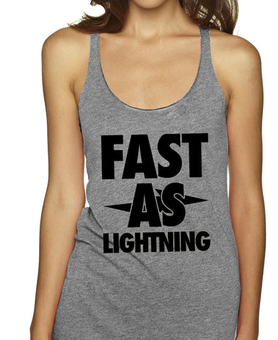 Fast As Lightning Racerbacks
