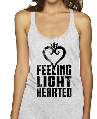 Feeling Light Hearted Racerbacks