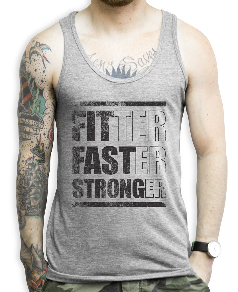 Motivational Fitness Tank Top