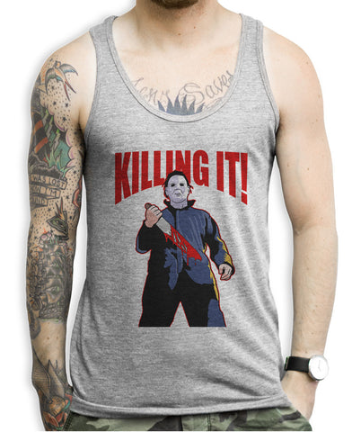 Killing It Tank Tops