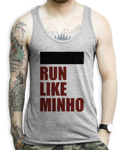 The Mazerunner workout / running shirt