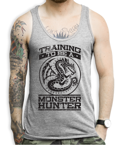 Monster Hunter Tank Tops
