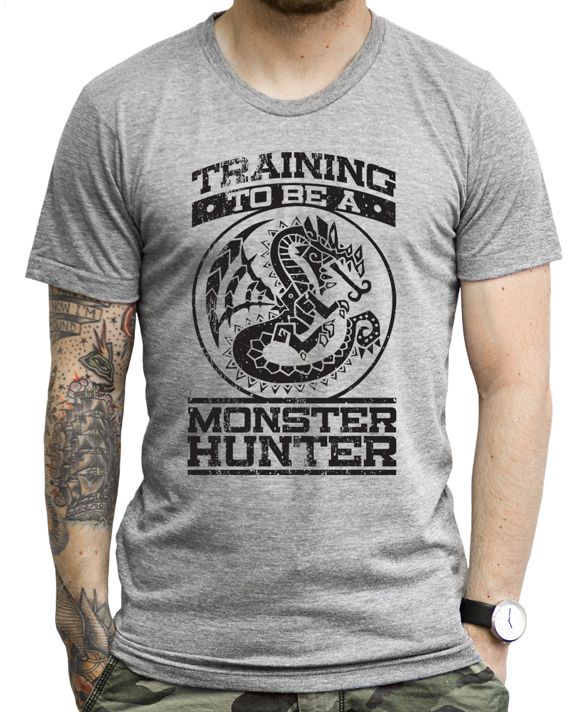 Monster Hunter T Shirts
