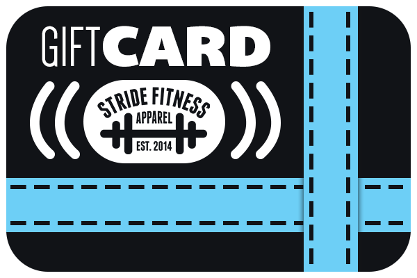 Stride Fitness Apparel Gift Card