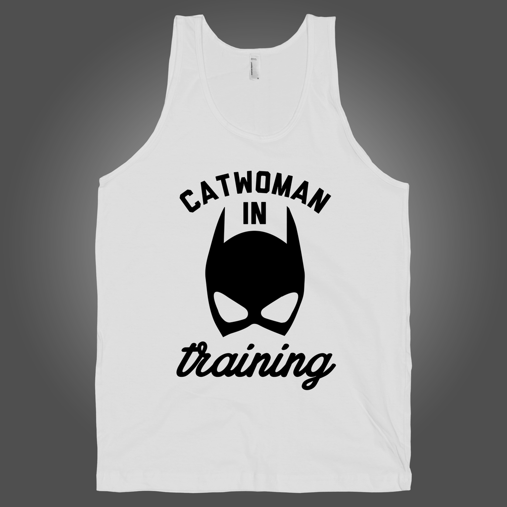 catwoman in training