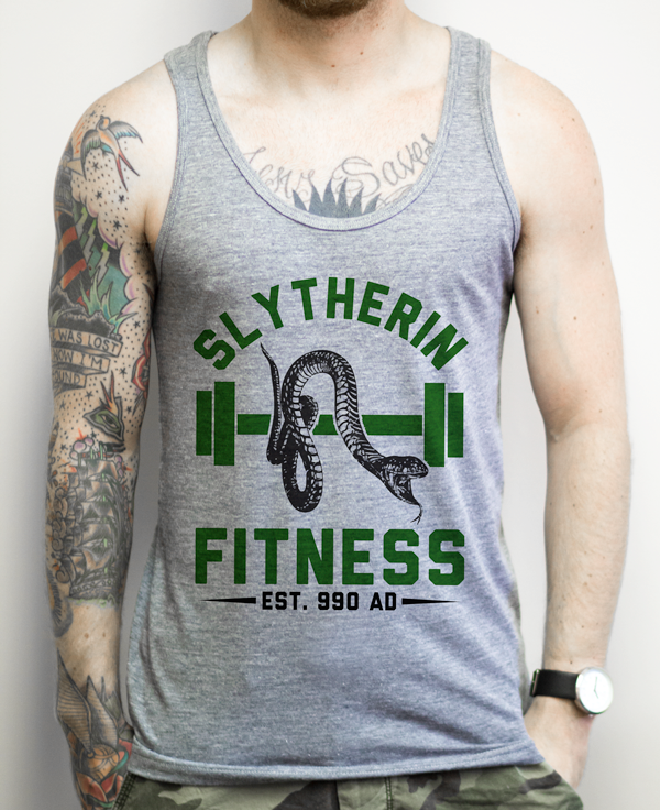 Harry Potter Workout Tank Top