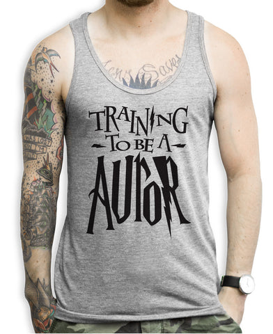 Training To Be An Auror Tank Tops