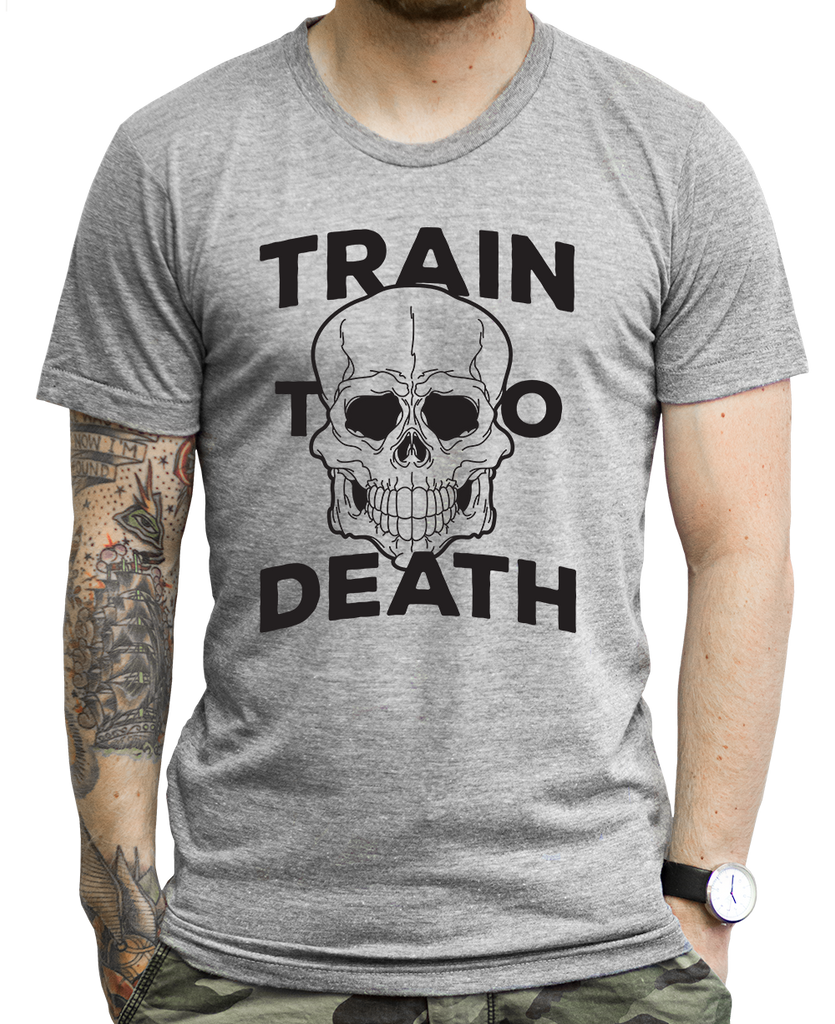 Train To Death T Shirts