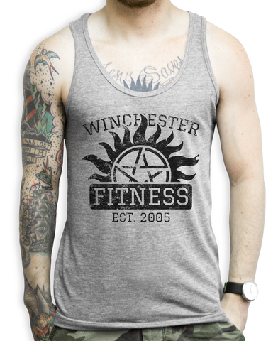Supernatural Fitness Tank Top