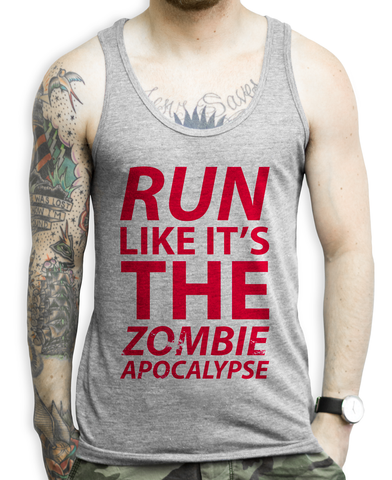 The Walking Dead Workout Tank Top