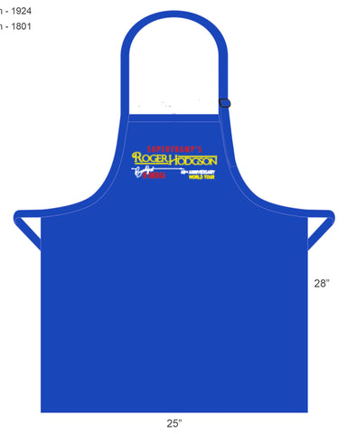 B.I.A 40th ANNIVERSARY CHEF'S APRON